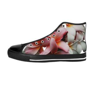 Floral Convo Sneakers